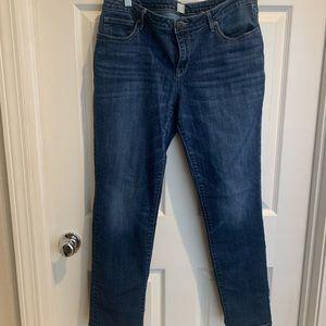 Old Navy Straight/Droit denim pants